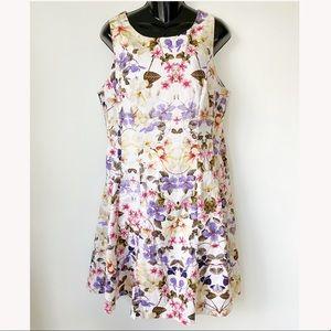 🛍 RN Ronni Nicole Studio Floral Dress 18